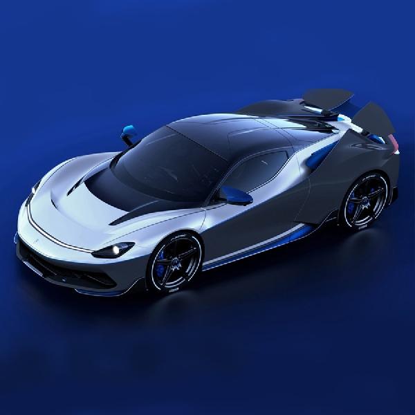 Pininfarina Tunda Peluncuran Battista Anniversario Tahun 2021