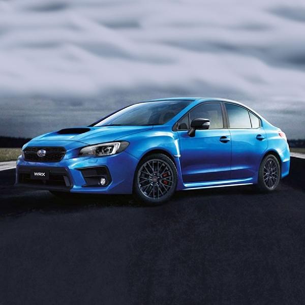 Subaru WRX Club Spec Awal Debutnya, Hanya Tersedia 150 Unit