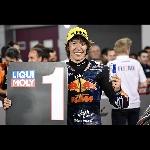 Moto2: Bertaruh Untuk Menang dan Gagal, Nagashima Cetak Podium Pertama di Qatar