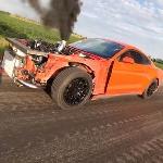 Smokestang, Ford Mustang Swap Mesin Truk 12 Valve