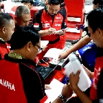 Yamaha Technical Academy Level 2 Mulai Diperkenalkan Teknik Yamaha Diagnostik Tools
