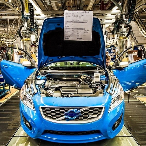 Volvo Cars Berjuang atasi Dampak Hebat Pandemi Corona