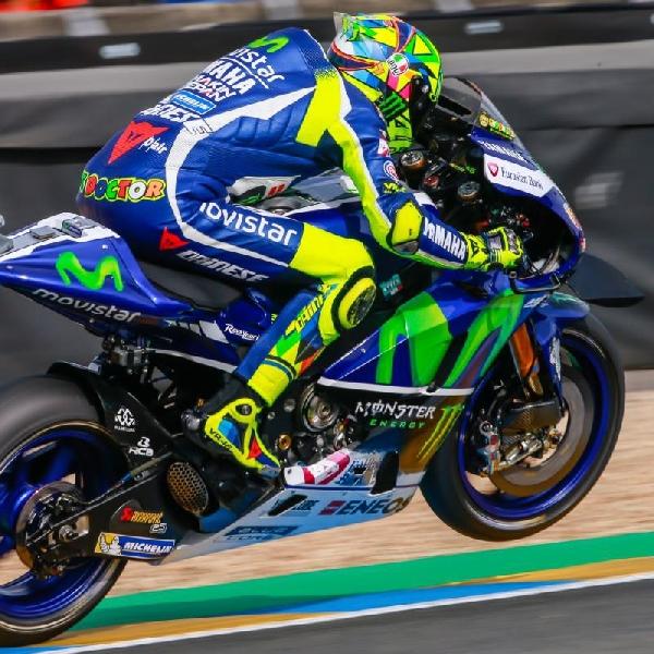 MotoGP: Van de Mark - Tidak ada yang Bisa Gantikan Rossi