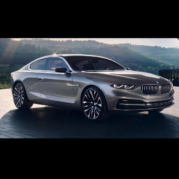 Tiga Model BMW M8 akan Masuki Jalur Produksi
