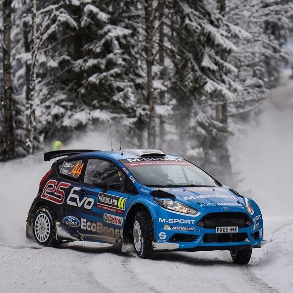 WRC: Tim M-Sport Siap Menantang Rute Bersalju di Rally Swedia