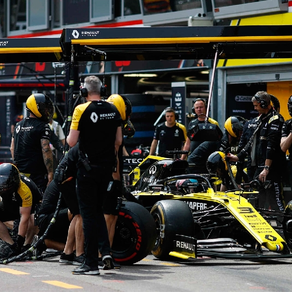 Tim Renault F1 Umumkan Kerugian Besar Pada Periode 2018