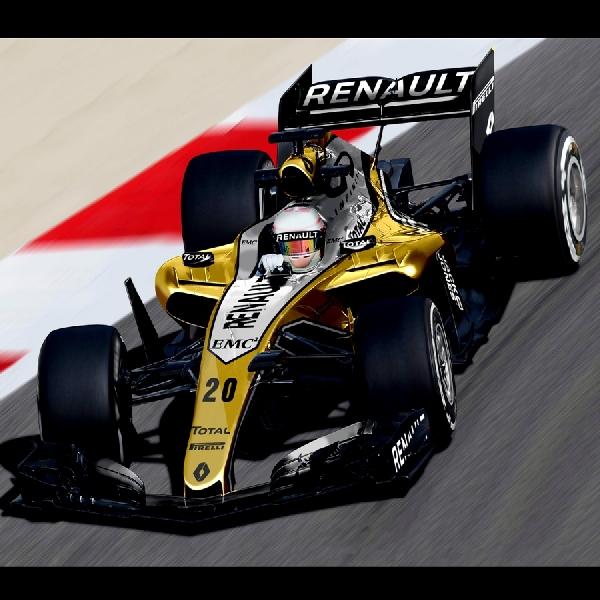 F1: Tim Renault jadi tim pertama dalam perkenalan mobil terbarunya di Formula 1