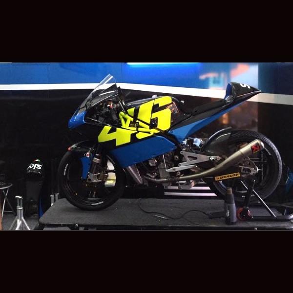 MotoGP: Tim VR46 Kurang Orang