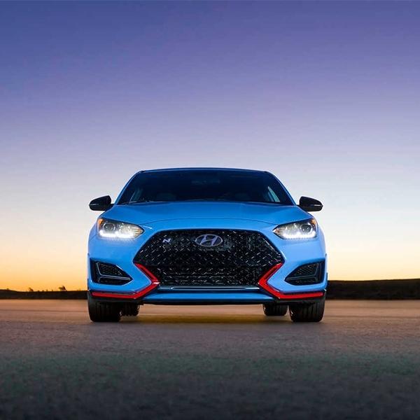 Hyundai Veloster N Siap Diproduksi September 2018