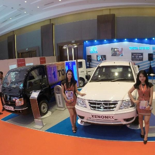 Tata Motors Fokus Genjot Penjualan di POM 2016