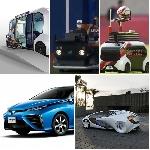 5 Mobil Elektrik Ini Punya Tugas Khusus Olimpiade Tokyo 2020
