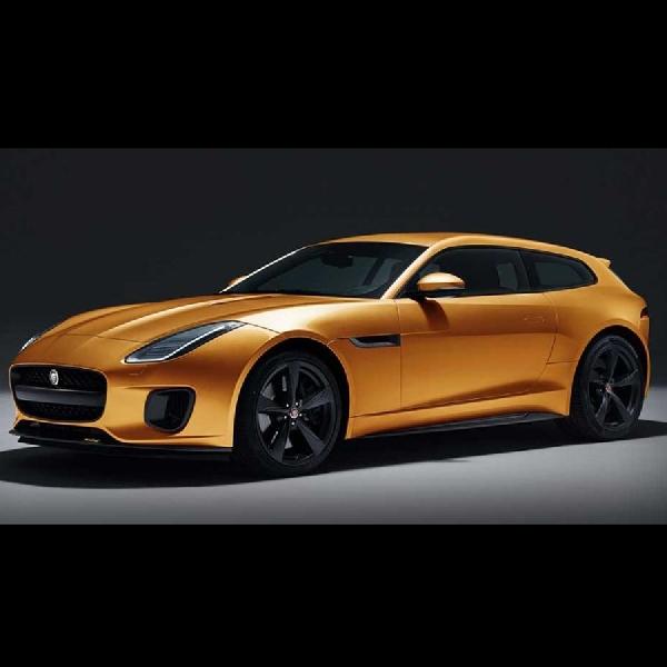 X-Tomi Design Sulap Jaguar F-Type New 400 jadi Model Wagon