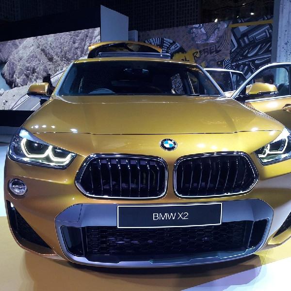 BMW Luncurkan X2 Pertama Kalinya di Indonesia