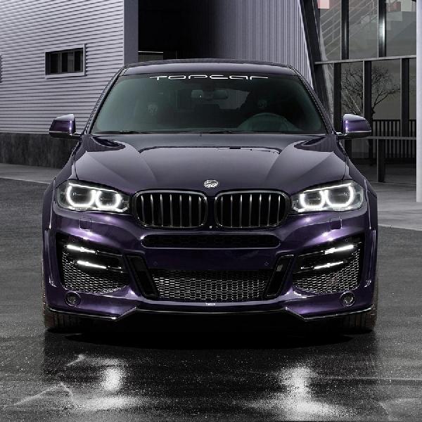 Begini Kalau Tuner Rusia Memodifikasi BMW X6