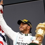 Torehkan Rekor di Silverstone, Lewis Hamilton Bandingkan Kemenangan di 2008