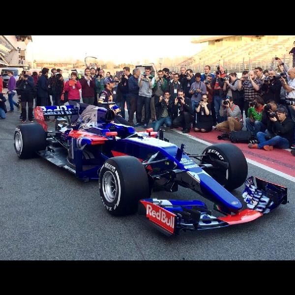 F1: Keyakinan Toro Rosso dengan Mesin Renault