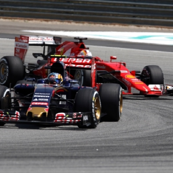F1: Toro Rosso Pakai Mesin Bekas Ferrari