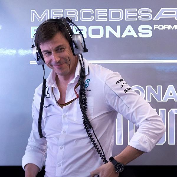 F1: Toto Wolf Optimis Kontraknya Segera diperbaharui oleh Mercedes