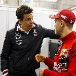 F1: Toto Wolff Akui Tertarik Datangkan Sebastian Vettel ke Tim Mercedes