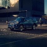 Pembaruan Toyota 4Runner TRD Sport 2022 Tawarkan Kemampuan Luar Biasa