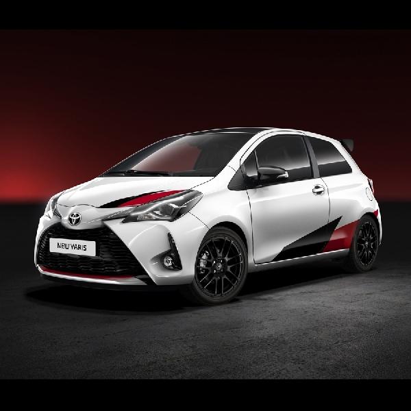 Toyota Yaris Bermesin Turbocharger akan Menjadi Kenyataan