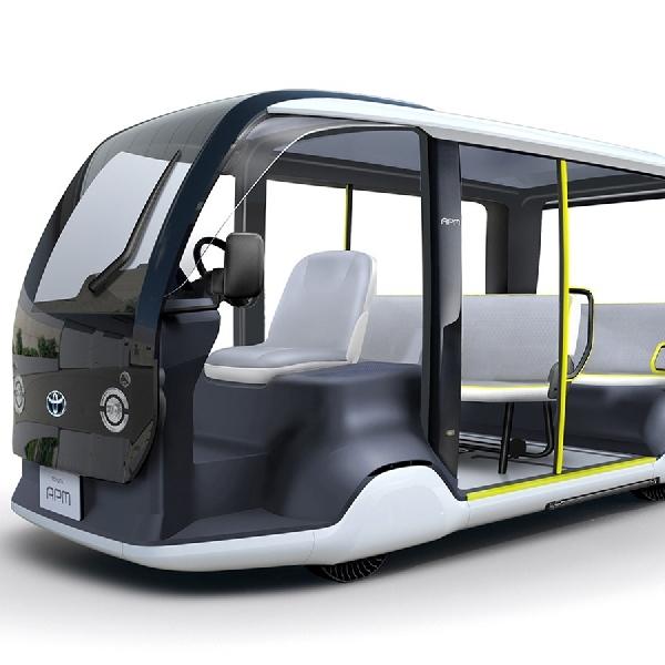 Toyota Produksi Mobil Listrik Bertema Bisbol Untuk Olimpiade Tokyo 2020