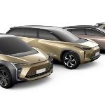 Toyota Akan Kenalkan 10 Model BEV