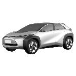 Crossover Listrik Toyota BZ4X Segera Hadir