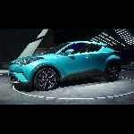 SUV Futuristik Toyota