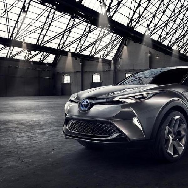 Toyota C-HR Akhirnya Masuk Jalur Produksi