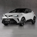 Ditangani Gazoo, Toyota C-HR GR Sport Makin Tangguh dan Lebih Sporty