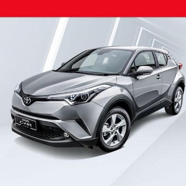Toyota C-HR Sudah Bisa di Pesan di Malaysia