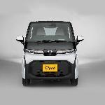 Toyota Luncurkan Minuscule EV