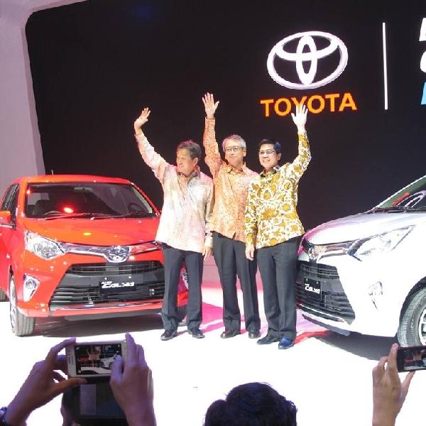 Toyota Cayla Resmi Dikenalkan di GIIAS 2016, Ini Harga Resmi Jakarta