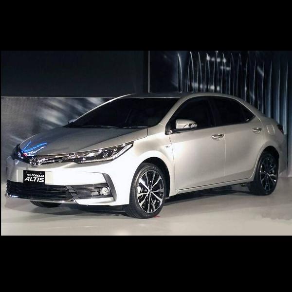 Toyota Corolla Altis Facelift Cuma Ganti Wajah