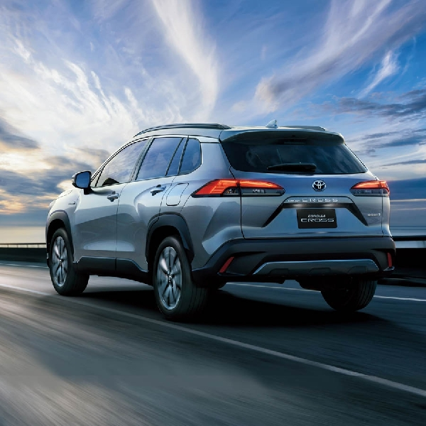 Toyota Dikabarkan Akan Luncurkan SUV Corolla Cross Di Amerika