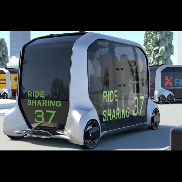 Toyota Rancang e-Palette Sebagai Alat Mobilitas Bersama