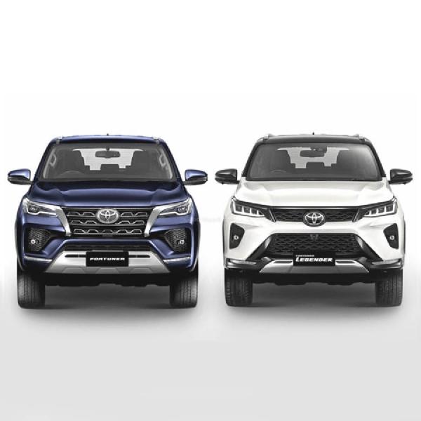 Toyota Fortuner Facelift 2021 dan Legender Siap Meluncur 6 Januari