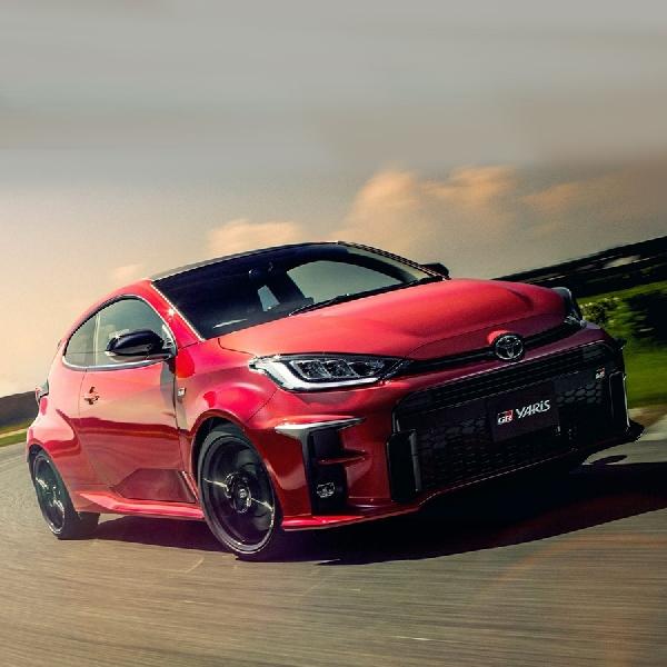 Dalam 6 Hari, Toyota GR Yaris 2021 Terjual 1000 Unit di Australia