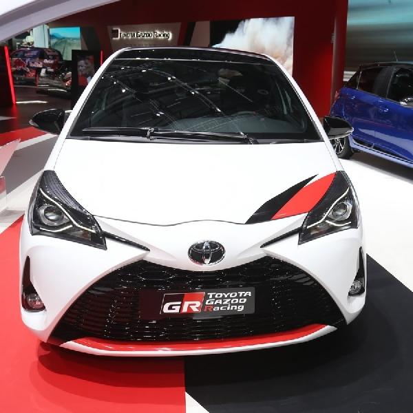Toyota Yaris GRMN Supercharged - Terinspirasi WRC