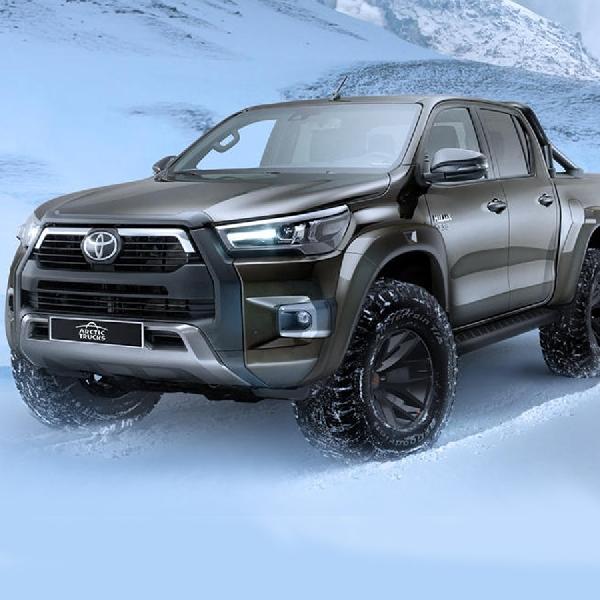 Toyota Hilux AT35 2021, Penantang Kuat Ford Ranger Raptor