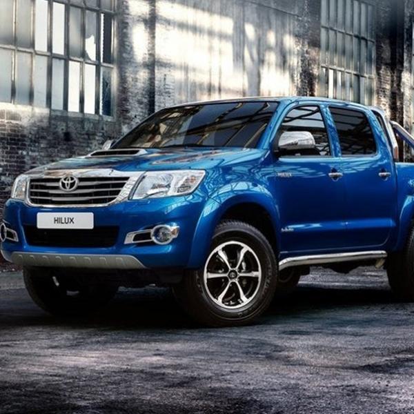 Toyota Akan Recall Pengguna Hilux yang Pakai Komponen Palsu