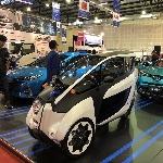 Kini Mobil Listrik Hadir di Bali