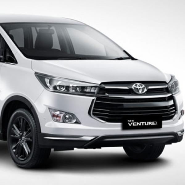 Inikah Wajah Baru Toyota Kijang Innova 2021