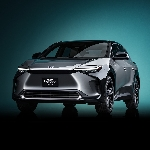 Toyota Luncurkan Konsep bZ4X Full Elektrik