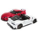Toyota Luncurkan Konsep Supra Sport Top 2021 dan GR Supra Heritage 2020