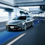 Toyota Luncurkan Mirai Dan Lexus LS Dengan Sistem Otonom Level 2