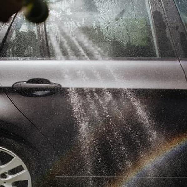 Toyota Mendesain Tempat Cuci Mobil Untuk Mobil Mandiri