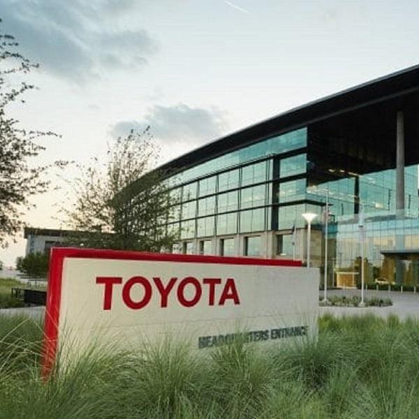 Toyota Merayakan Prestasi Besar Amerika Serikat
