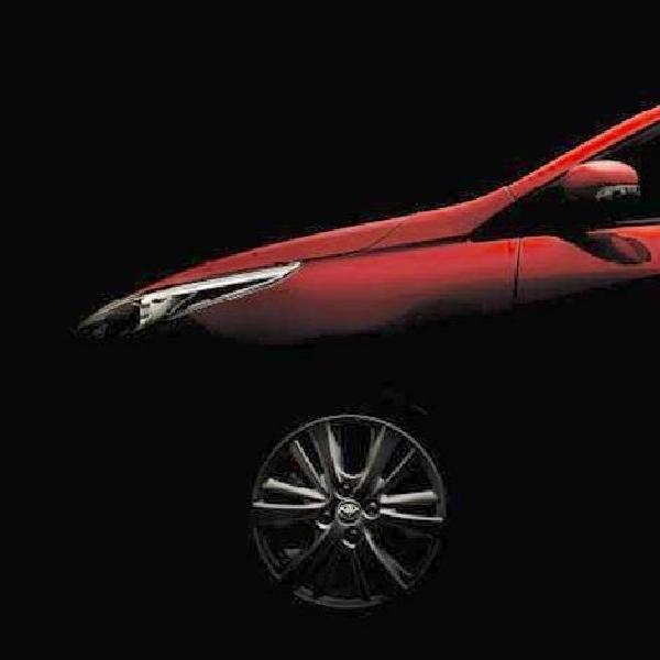 Toyota Mulai Goda Yaris Ativ Melalui Gambar Teaser